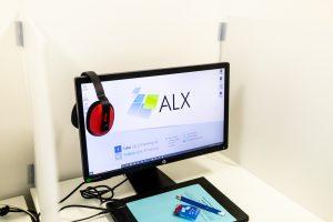 ALX Test Centre Computer